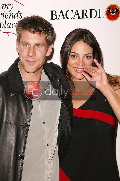 Steve Truitt and Carolina Bacardi