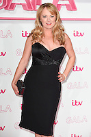 LONDON, UK. November 24, 2016: Sally Ann Matthews at the 2016 ITV Gala at the London Palladium Theatre, London.<br /> Picture: Steve Vas/Featureflash/SilverHub 0208 004 5359/ 07711 972644 Editors@silverhubmedia.com