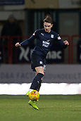 6th February 2019, Dens Park, Dundee, Scotland; Ladbrokes Premiership football, Dundee versus Kilmarnock; Scott Wright of Dundee
