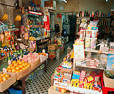 CHINA, Macau, Asia, variety of objects for sale at grocery food store