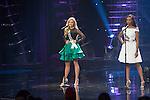 Miss Teen USA Preliminaries at The Venetian Showroom in Las Vegas Miss  Alabama, Alaska, Arkansas