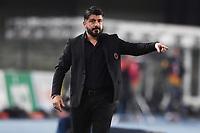 Gennaro Gattuso<br /> Verona 9-03-2018 Stadio Bentegodi Football Serie A 2018/2019 Chievo Verona - AC Milan <br /> photo Image Sport / Insidefoto