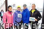 participating in the  Kerins O'Rahillys 10k run were  Christine Underwood, Margie O Conner, Christina Curtin, Yvonne Quill on sunday