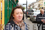 Gillian Connelly, Killarney..I like shopping in Killarney because there is a great variety of fashion in the shops.