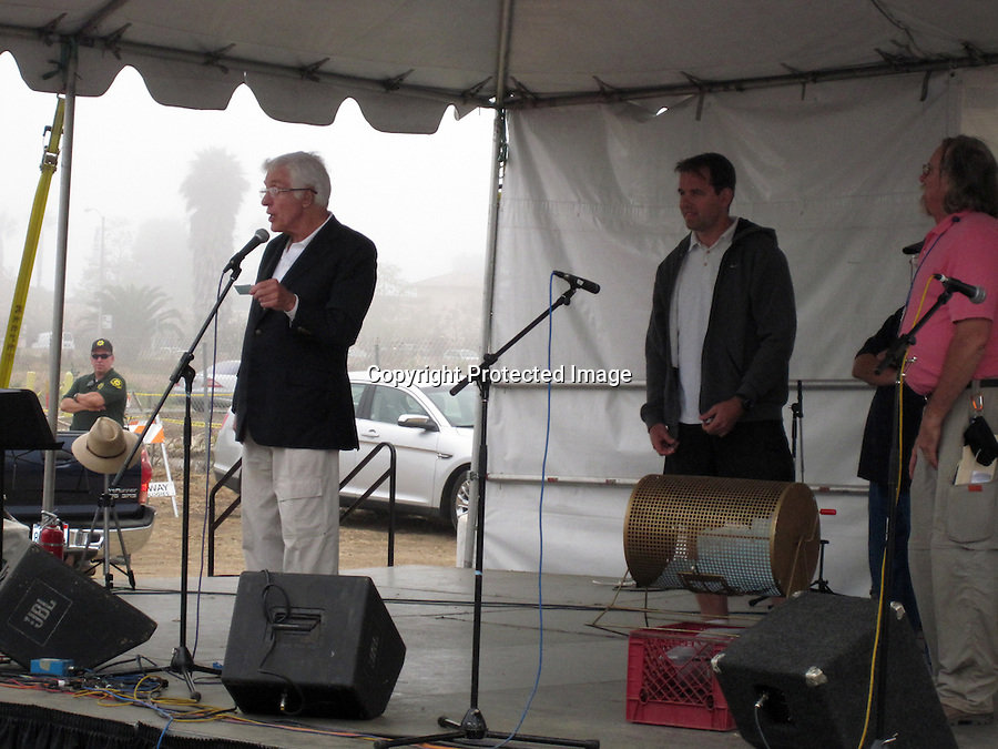 .September 5th 2010..Dick Van Dyke announced the winner of a Mercedes Benz car during a raffle at the Malibu Chili Cook off fair. Dick seemed to have loads of energy & was very funny on stage. Dick even took pictures with fans...AbilityFilms@yahoo.com.805-427-3519.www.AbilityFilms.com..