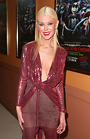 HOLLWOOD, CA - October 08: Tara Reid, At 4th Annual CineFashion Film Awards_Inside At On El Capitan Theatre In California on October 08, 2017. Credit: FayeS/MediaPunch