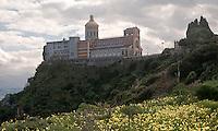 Esterni del Santuario di Tindari<br /> Tindari sanctuary