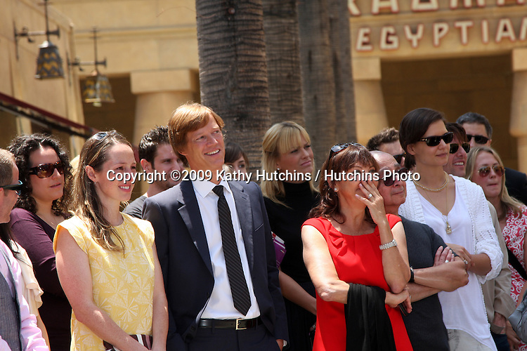 Friends of Cameron Diaz  at the Cameron Diaz Star on the Hollywood Walk of Fame Ceremony  in front of the Egyptian Theater on June 22, 2009.  .©2009 Kathy Hutchins / Hutchins Photo