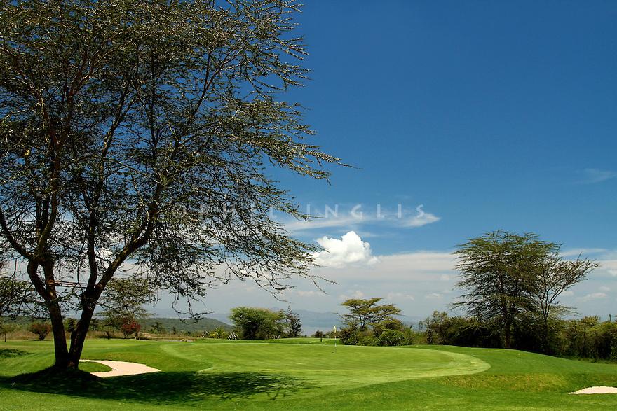 Great Rift Valley Resort and Golf Club, Lake Naivasha, Kenya.(Picture Credit / Phil Inglis)