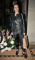Charlie Webster at the Fashion Re-told pop-up shop launch party, Fashion Re-told, Sloane Street, London, England, UK, on Thursday 12 April 2018.<br /> CAP/CAN<br /> &copy;CAN/Capital Pictures