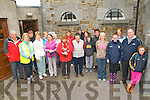 National Trails Day: The Tarbert group who took part in National Trails Day pictured prior to their departure at The Bridewell, Tarbert.