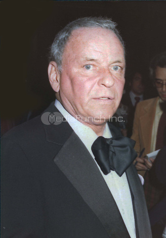Frank Sinatra 1971<br /> Photo By John Barrett-PHOTOlink.net / MediaPunch
