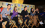 Days Of Our Lives National Tour - Blake Berris, Lauren Koslow, Drake Hogestyn, Camila Banus, Joseph Mascolo on September 23, 2012 at The Shops at Mohegan Sun, Uncasville, Connecticut. (Photo by Sue Coflin/Max Photos)