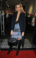 Petra Nemcova at the Jean-David Malat: BritARTnia private view, Opera Gallery, New Bond Street, London, England, UK, on Tuesday 22 November 2016. <br /> CAP/CAN<br /> &copy;CAN/Capital Pictures /MediaPunch ***NORTH AND SOUTH AMERICAS ONLY***