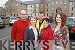 Staff at Kerry County Council