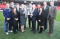 Scottish Communities Cup Semi Final Draw 011111