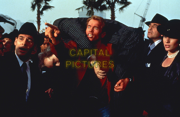 Arnold Schwarzenegger.in Last Action Hero .*Filmstill - Editorial Use Only*.CAP/NFS.Supplied by Capital Pictures.