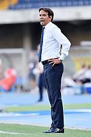 Simone Inzaghi coach of SS Lazio during the Serie A football match between Hellas Verona and SS Lazio at stadio Marcantonio Bentegodi in Verona (Italy), July 26th, 2020. Play resumes behind closed doors following the outbreak of the coronavirus disease. <br /> Photo Daniele Buffa / Image Sport / Insidefoto
