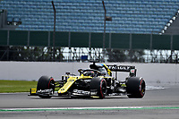 1st August 2020, Silverstone, Northampton, UK; FIA Formula One World Championship 2020, Grand Prix of Great Britain,  qualifying;  3 Daniel Ricciardo AUS, Renault DP World F1 Team