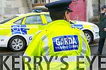 Gardai at Tralee Court on Wednesday