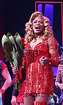 "Wayne Brady during the Curtain Call for Wayne Brady's return to ""Kinky Boots"" on Broadway on March 5, 2018 at the Hirschfeld Theatre in New York City."