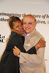 Deborah Koenigsberger  and Nicholas Schorsch - Hearts of Gold All That Glitters Ball celebrating 23 years of support to New York City's homeless mothers and their children on November 1, 2017 at Capitale, New York City, New York.  (Photo by Sue Coflin/Max Photo)