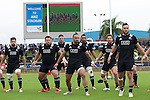 Mitchell Crosswell, Brendon Edmonds, Jacob Skeen, Matt Proctor, Tawera Kerr-Barlow, Jamison Gibson-Park. Maori All Blacks vs. Fiji. Suva. MAB's won 27-26. July 11, 2015. Photo: Marc Weakley