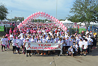 American Cancer Society's Making Strides 5K Walk at Reliant Stadium