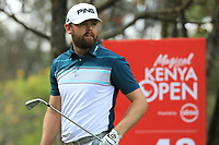 Liam Johnston (SCO) during the second round of the Magical Kenya Open presented by ABSA played at Karen Country Club, Nairobi, Kenya. 15/03/2019<br /> Picture: Golffile | Phil Inglis<br /> <br /> <br /> All photo usage must carry mandatory copyright credit (&copy; Golffile | Phil Inglis)