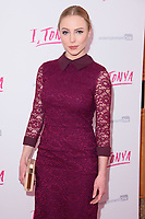 Maria Sergejeva at the &quot;I, Tonya&quot; premiere at the Curzon Mayfair, London, UK. <br /> 15 February  2018<br /> Picture: Steve Vas/Featureflash/SilverHub 0208 004 5359 sales@silverhubmedia.com