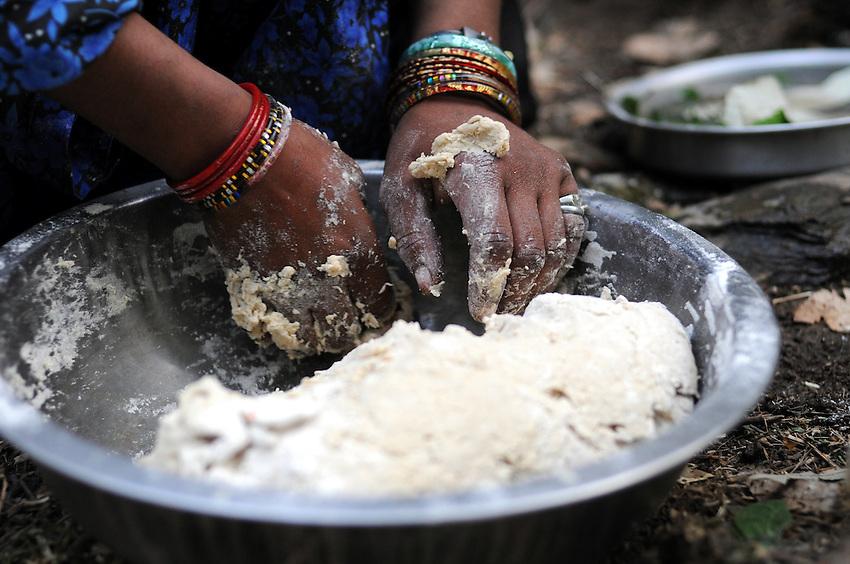 Chapatti dough