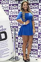 SAO PAULO, SP, 29.03.2015 - HAIR BRASIL - Geisy Arruda durante 14ª Feira Inrernacional de Beleza Cabelos e Estética, no Expo Center Norte na  Vila Guilerme região norte de São Paulo neste domingo, (29). (Foto: Marcos Moraes / Brazil Photo Press).