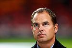 Nederland, Amsterdam, 3 november 2012.Eredivisie.Seizoen 2012-2013.Ajax-Vitesse (0-2).Frank de Boer, trainer-coach van Ajax