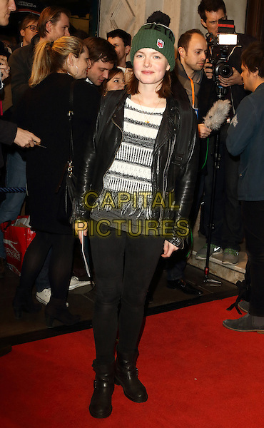 LONDON, ENGLAND - Holliday Grainger at 'People, Places and Things' - VIP opening night at Wyndhams Theatre, London on March 23rd 2016<br /> CAP/ROS<br /> &copy;Steve Ross/Capital Pictures