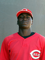 Mariekson Gregorius - Cincinnati Reds, 2009 Instructional League.Photo by:  Bill Mitchell/Four Seam Images..