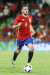 Spain's Koe Resurreccion during the up match between Spain and Georgia before the Uefa Euro 2016.  Jun 07,2016. (ALTERPHOTOS/Rodrigo Jimenez)