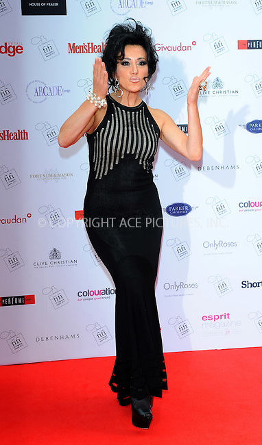 WWW.ACEPIXS.COM . . . . .  ..... . . . . US SALES ONLY . . . . .....May 17 2012, London....Nancy Dell'Olio at The FiFi UK Fragrance Awards held at The Brewery on May 17 2012 in London ....Please byline: FAMOUS-ACE PICTURES... . . . .  ....Ace Pictures, Inc:  ..Tel: (212) 243-8787..e-mail: info@acepixs.com..web: http://www.acepixs.com