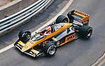 Adrian Campos, Minardi M187, Detroit 1987