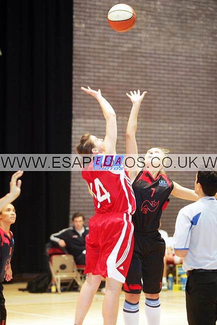 BARKING ABBEY LEOPARDS v NEWHAM NASSA<br /> ENGLAND BASKETBALL LEAGUE<br /> SUNDAY 31ST OCT 2010