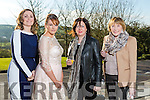 The 4th annual Connect Ladies Lunch & Fashion Afternoon, In support of Recovery Haven Cancer Support House at Ballyroe Heights Hotel on Sunday. Pictured Moira Cronin, Breda Nelligan, Marie Walsh, Teresa Walsh