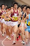 Yo Yazawa (Waseda University),MAY 22nd, 2011 - Athletics :90th Kanto Intercollegiate Athletics Championships, Men's first division final, at Natioanl Stadium in Tokyo, Japan. (Photo by Hitoshi Mochizuki/AFLO)