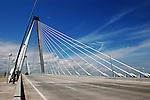 Arthur Ravenel  Jr. Bridge (also known as the New Cooper River Bridge)