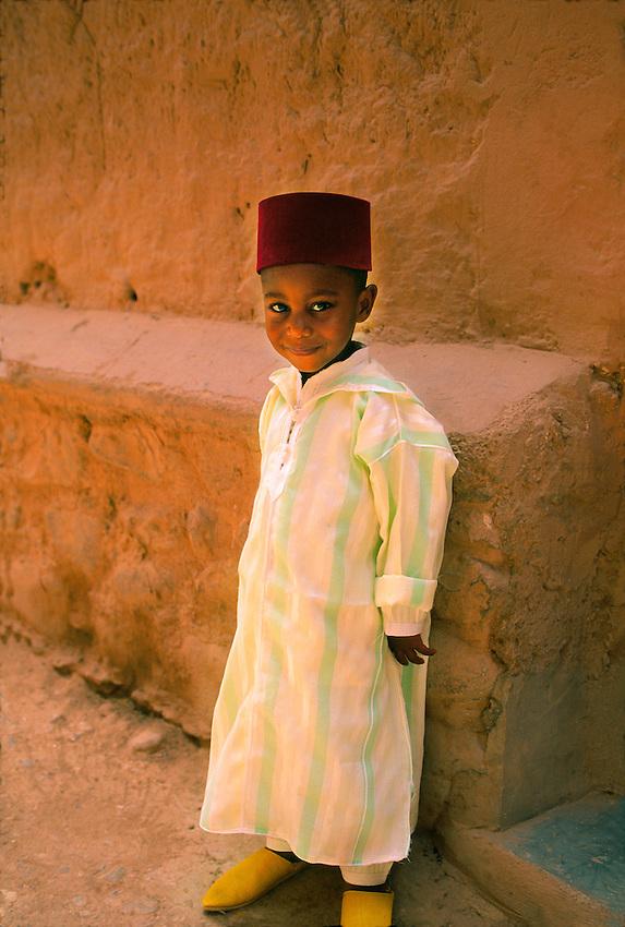 Glaoui Kasbah, Taourirt, OUARZAZATE, Morocco
