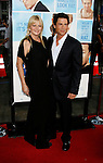 """HOLLYWOOD, CA. - September 21: Rob Lowe and wife Sheryl arrive at the Los Angeles premiere of """"The Invention of Lying"""" at the Grauman's Chinese Theatr on September 21, 2009 in Hollywood, California."""