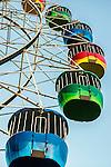 Ferris wheel at Luna Park in Sydney, NSW, Australia