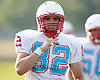 Saint Joseph's High School Football 2009.St. Joe vs. Elkhart Memorial Scrimmage