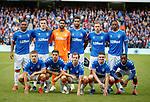 18.07.2019: Rangers v St Joseph's: Rangers team