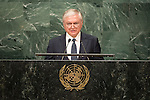 Armenia<br /> H.E. Mr. Edward Nalbandian<br /> Minister for Foreign Affairs<br /> <br /> General Assembly Seventy-first session, 17th plenary meeting<br /> General Debate