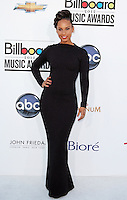 Alicia Keyes attending the 2012 Billboard Music Awards held at the MGM Grand Garden Arena in Las Vegas, Nevada on 20.05.2012..Credit: Martin Smith/face to face /MediaPunch Inc. ***FOR USA ONLY*** / Mediapunchinc