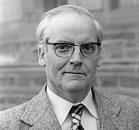 Gerry Quigley, secretary, Irish National Teachers Organisation, INTO, May, 1978, 1978050131<br />